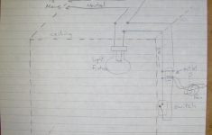 Wiring Up A Bathroom Exhaust Fan How To?   Wiring A Bathroom Fan And Light Diagram