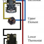 Wiring Water Heater Element   Bookmark About Wiring Diagram •   Water Heater Wiring Diagram Dual Element