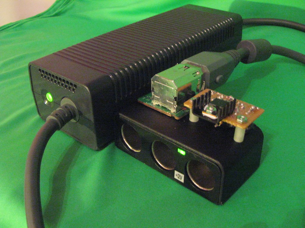 Xbox 360 Power Supply To 12V Accessory Adapter: 18 Steps - Xbox 360 Power Supply Wiring Diagram