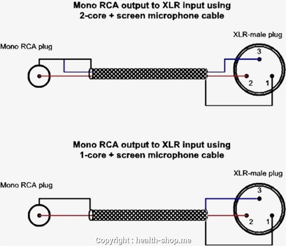 Xlr Connector Pin Diagram - Wiring Diagram Data - Xlr Connector Wiring Diagram