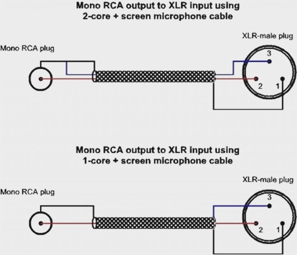 2 1 Xlr Wiring Diagram - Wiring Diagram NL