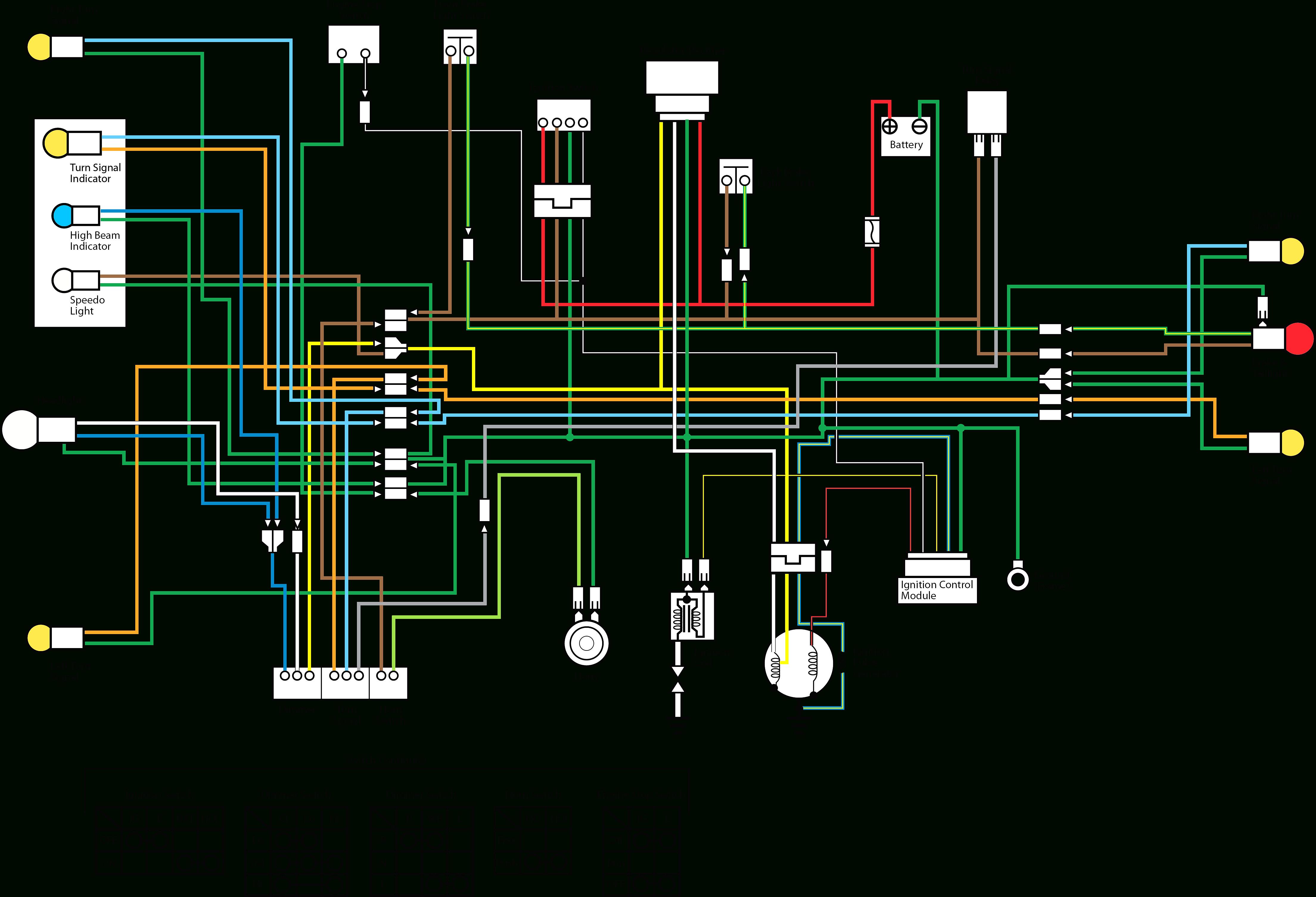 Xr600 Wiring Diagram – Volovets - Honda Motorcycle Wiring Diagram