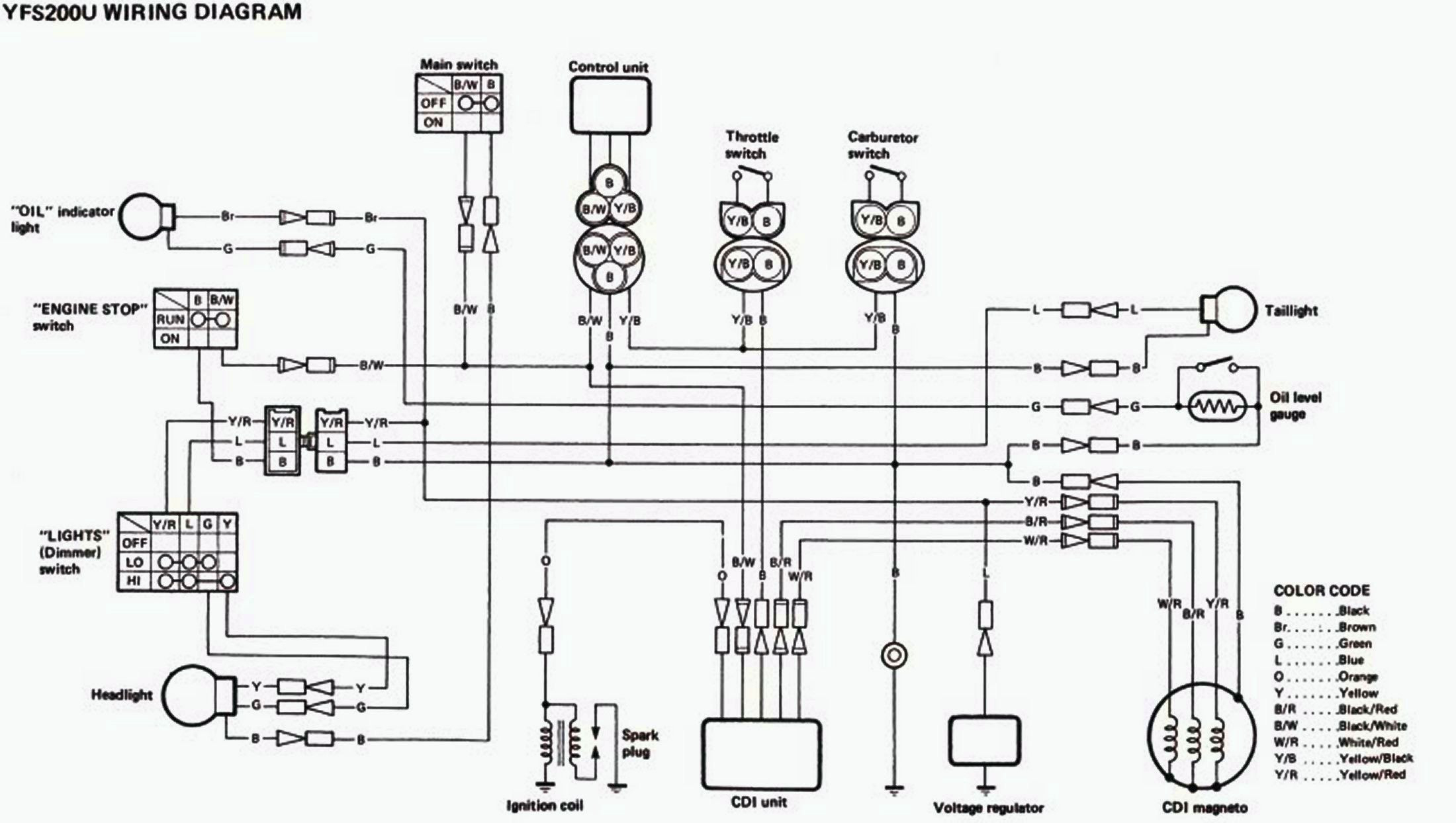 Yamaha Blaster Wiring Diagram Free Download Rate Wiring Diagram For - Yamaha Blaster Wiring Diagram