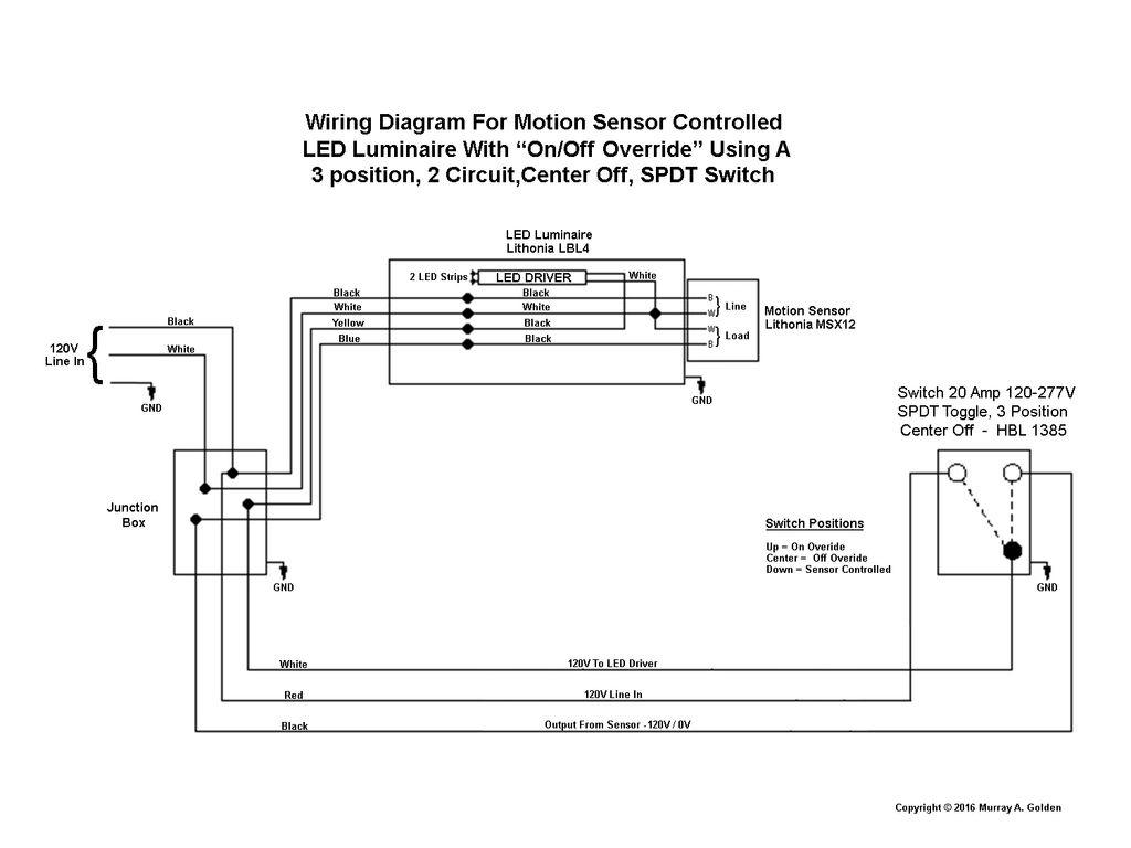 Zenith Motion Sensor Light Wiring Diagram | Manual E-Books - Heath Zenith Motion Sensor Light Wiring Diagram