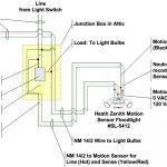 Zenith Motion Sensor Light Wiring Diagram | Manual E Books   Heath Zenith Motion Sensor Light Wiring Diagram