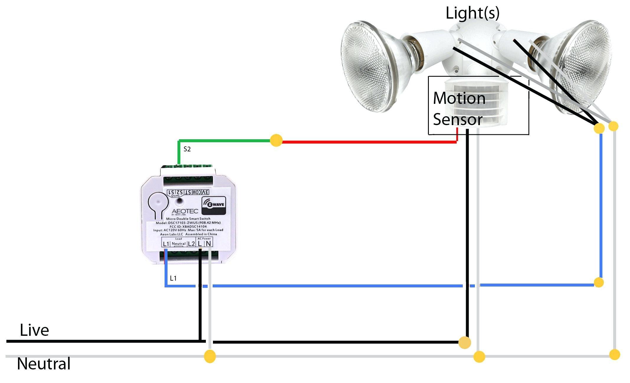 Zenith Motion Sensor Light Wiring Diagram | Wiring Diagram - Heath Zenith Motion Sensor Light Wiring Diagram