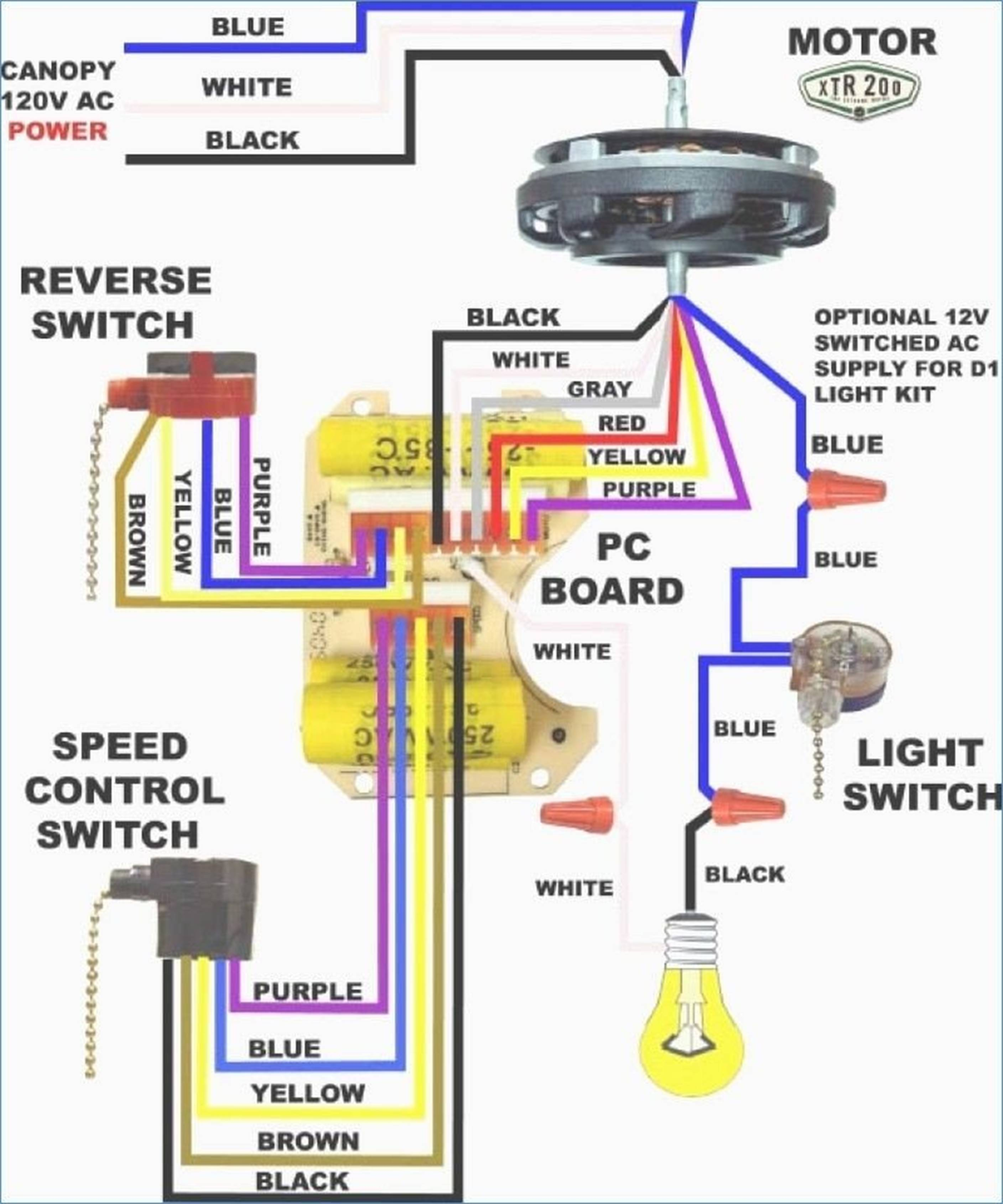 Zing Ear Switch Wiring Diagram Hampton Bay | Wiring Diagram - Hampton Bay Ceiling Fan Wiring Diagram